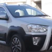 Toyota Etios Cross Etios Cross Demo