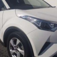 Toyota C-HR 1.2T Plus Demo