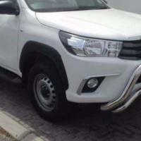 Toyota Hilux 2.7 double cab SRX Demo