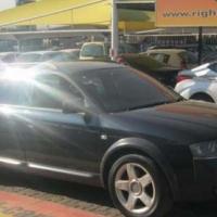 Audi A6 2.7T Quattro