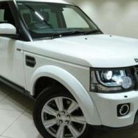 Land Rover Discovery 4 SDV6 SE