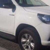 Toyota Hilux 2.4GD-6 double cab SRX Demo