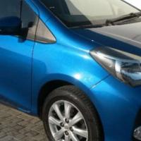 Toyota Yaris 5-door 1.0 XS Demo