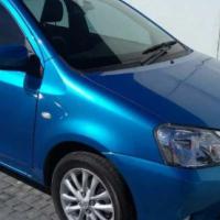Toyota Etios hatch 1.5 Xs Demo