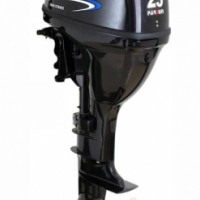 PARSUN OUTBOARD 25HP LONG SHAFT FOUR STROKE ELECTRIC (v)