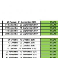 Dikhololo Holiday Resort Flexi to rent SUNDAY to FRIDAY