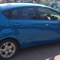 Ford Fiesta TDCI 1.6 Diesel 5 Door