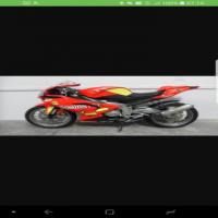 Aprilia RS 125 2 stroke