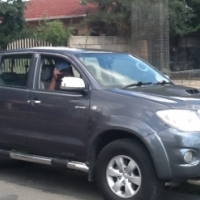 Toyota Hilux 3.0 D4D Legend 40 with great finance options
