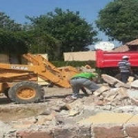Rubble Removal and Demolition