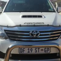 Toyota Fortunar 3.0 D4D