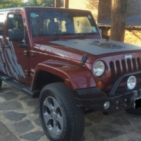 URGENT Jeep wrangler unlimited