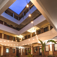 100 SQM OFFICE SPACE TO RENT IN AMBASSADOR HOUSE DURBAN R7,100
