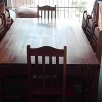 Blackwood 8 seater diningroom