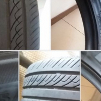 Tyre for sale. Good condition. 16inch. Brand Maxtrek. 195/45ZR16.