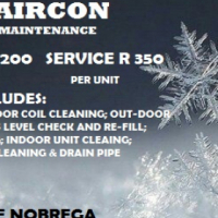 MDN AIRCON SERVICES AND MAINTENANCE SPRING SPECIAL