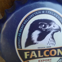 Falcon express bottle top