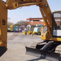 Excavators Caterpillar 308BSR