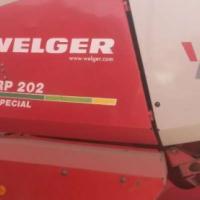 Welger Welger 202 special met net