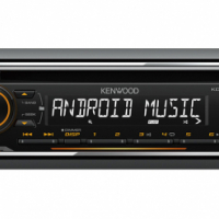 Kenwood KDC-1020U Mp3/Cd/Front Loader with USB