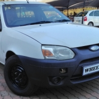 2010 Ford Bantam Bakkie with Canopy for Sale