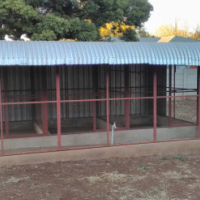 Bird oudoor cages