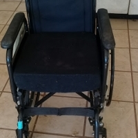 Wheel chair to swop for lounge suite