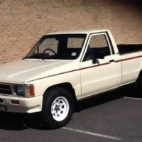 1994 Toyota Hilux 2400D LWB for sale!