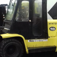 7 ton Hyster Forklift