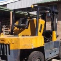 7 ton TCM Forklift