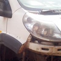 two peugeot boxer body for sale