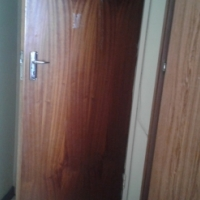 big room.in a 2bed flat.very clean. need clean 2 people
