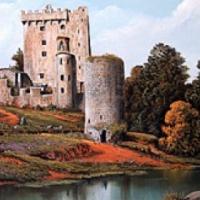Blarney Castle  County Cork   Ireland