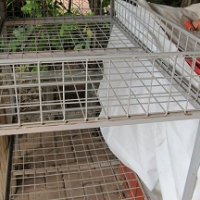Steel stand/rack for sale