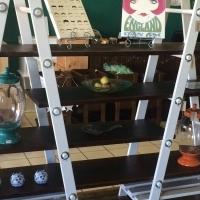 Ladder Shelving / Wall unit