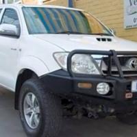 2011 Toyota Hilux 3.0 4x4 D/C