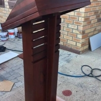 Wood Lecterns - excellent for speeches and sermons