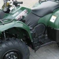 Automatic Yamaha Grizzly 300