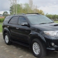 Immaculate Condition!! Toyota Fortuner 3.0 D-4D 4x2 AT