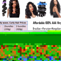 Affordable 8A Virgin Hair For Sale