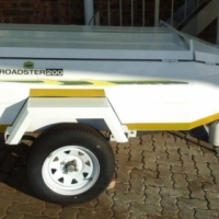 NEW CAMP CRAFT ROADSTER 200 TRAILER