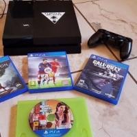 PS 4 1 TB met 4 games