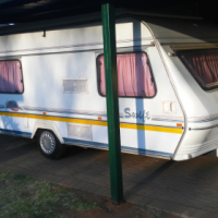Sprite Swift in excellent condition with full and rally tent