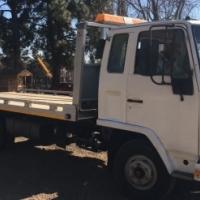 Isuzu 5 ton Rollback for sale