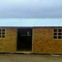 samison i    wooden  houses