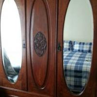 WOODEN Cupboard (Make an offer)