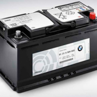 New batteries at cost. (Original BMW)