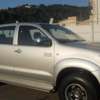 2008 Toyota Hilux 3.0 d-4D D/cab Raider 4x2
