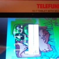 """10""""Telefunken 3G Tab"""