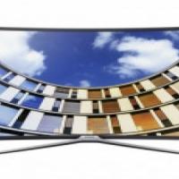 """SAMSUNG 49"""" CURVED SMART TV-MODEL UA49M6500AKXXA"""